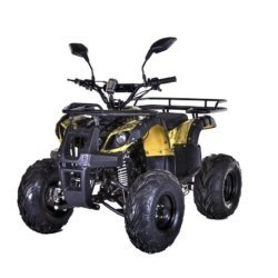 Квадроцикл бензиновый MOTAX ATV Grizlik Super LUX 125 cc (гидравлические тормоза, пульт, до 65 км/ч)